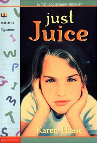 Just Juice' by Karen Hesse