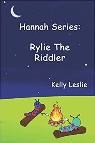 rylie the riddler kelly leslie book cover