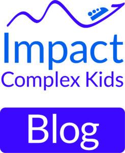 Impact Complex Kids blog logo